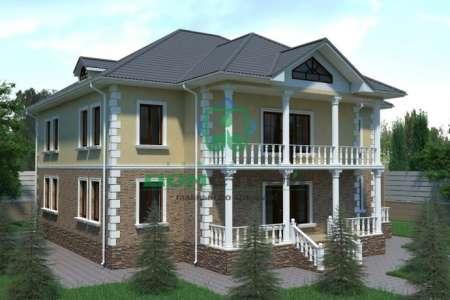 Проект дома B204