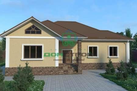 Проект дома A103