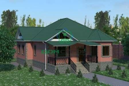Проект дома A109