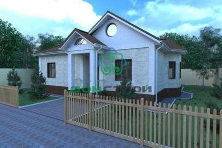 Проект дома A101