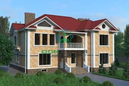 Проект дома B205