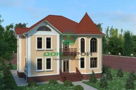 Проект дома B206