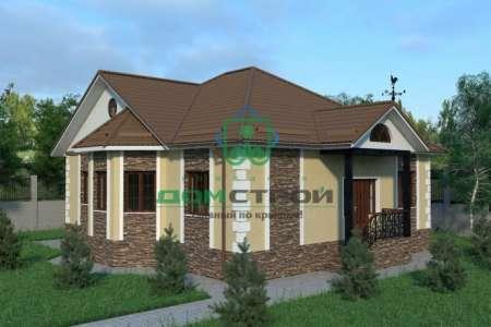 Проект дома A104