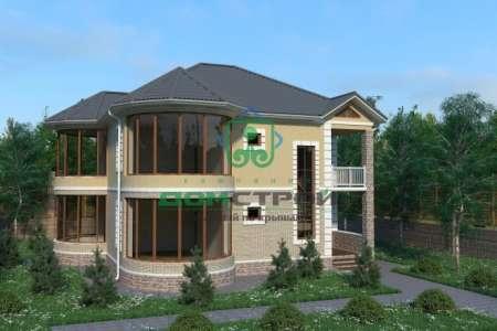 Проект дома B201