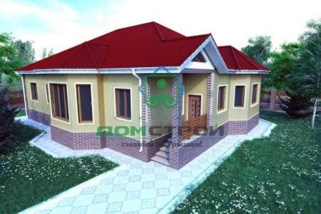 Проект дома A102