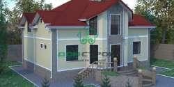Проект дома C302
