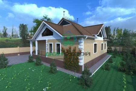 Проект дома A105