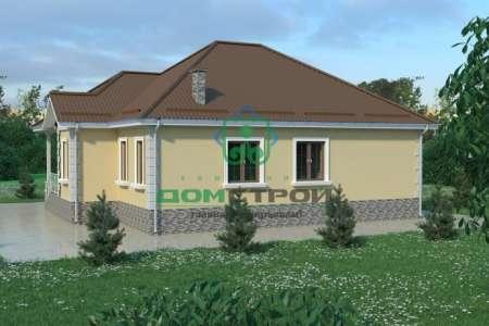 Проект дома A106