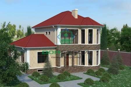 Проект дома B209