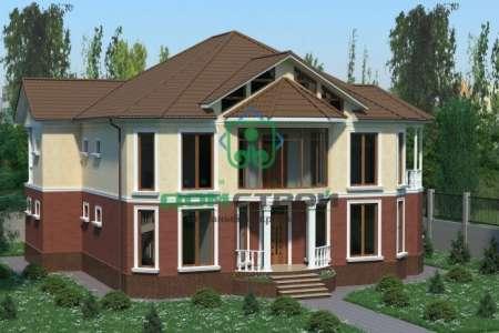Проект дома B202