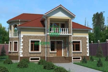 Проект дома C301