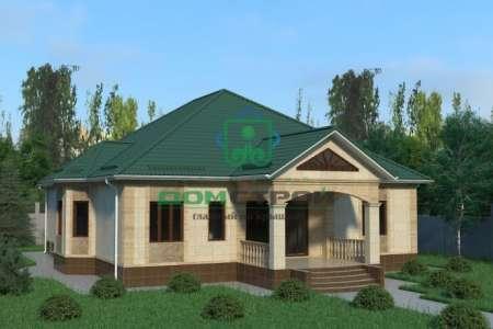 Проект дома A110